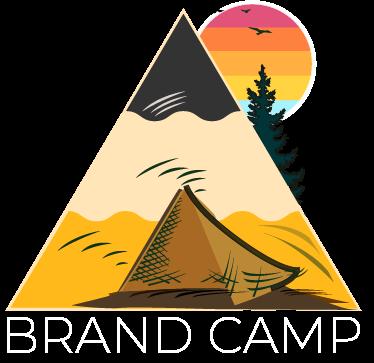 brand camp - website design